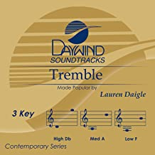 Tremble Accompaniment/Performance Track