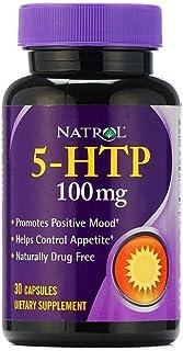 Natrol 5-HTP 100 mg Capsules 30 ea (3 pack)