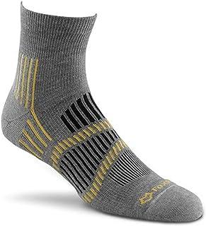 FoxRiver Stowe Lite Quarter Crew Socks