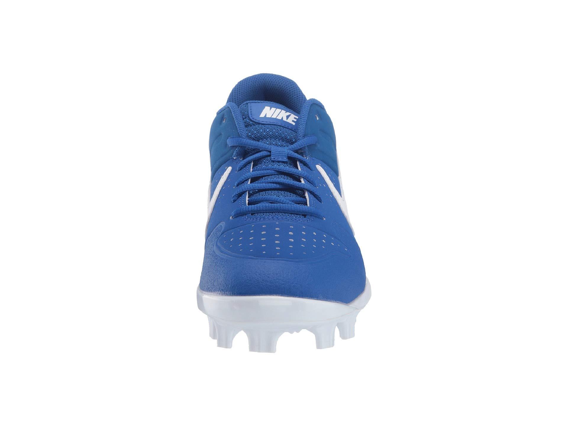 Blue Nike Mcs Royal Alpha Game Huarache Low Varsity gym white IBBnUOr