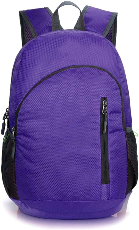 BEIBAO Falten Rucksäcke Große Kapazität Männer und Frauen Paare Schultertaschen Kontrast Taschen Reisen Sporttaschen Falttaschen B07DFMQ5JL  Ab dem neuesten Modell