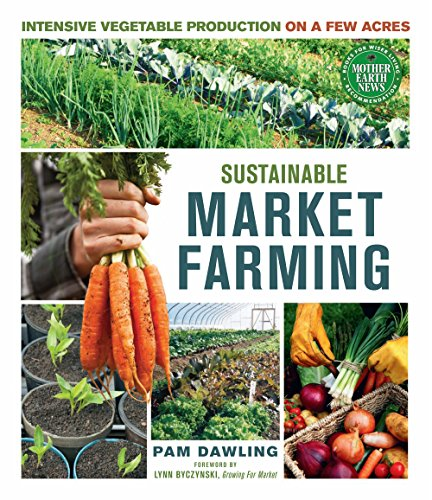 Sustainable Market Farming: Intensive Vegetable Production on a Few Acres (English Edition)