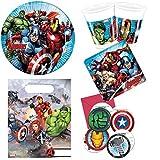 Procos 10115663 - Partyset 'Mighty Avengers', M