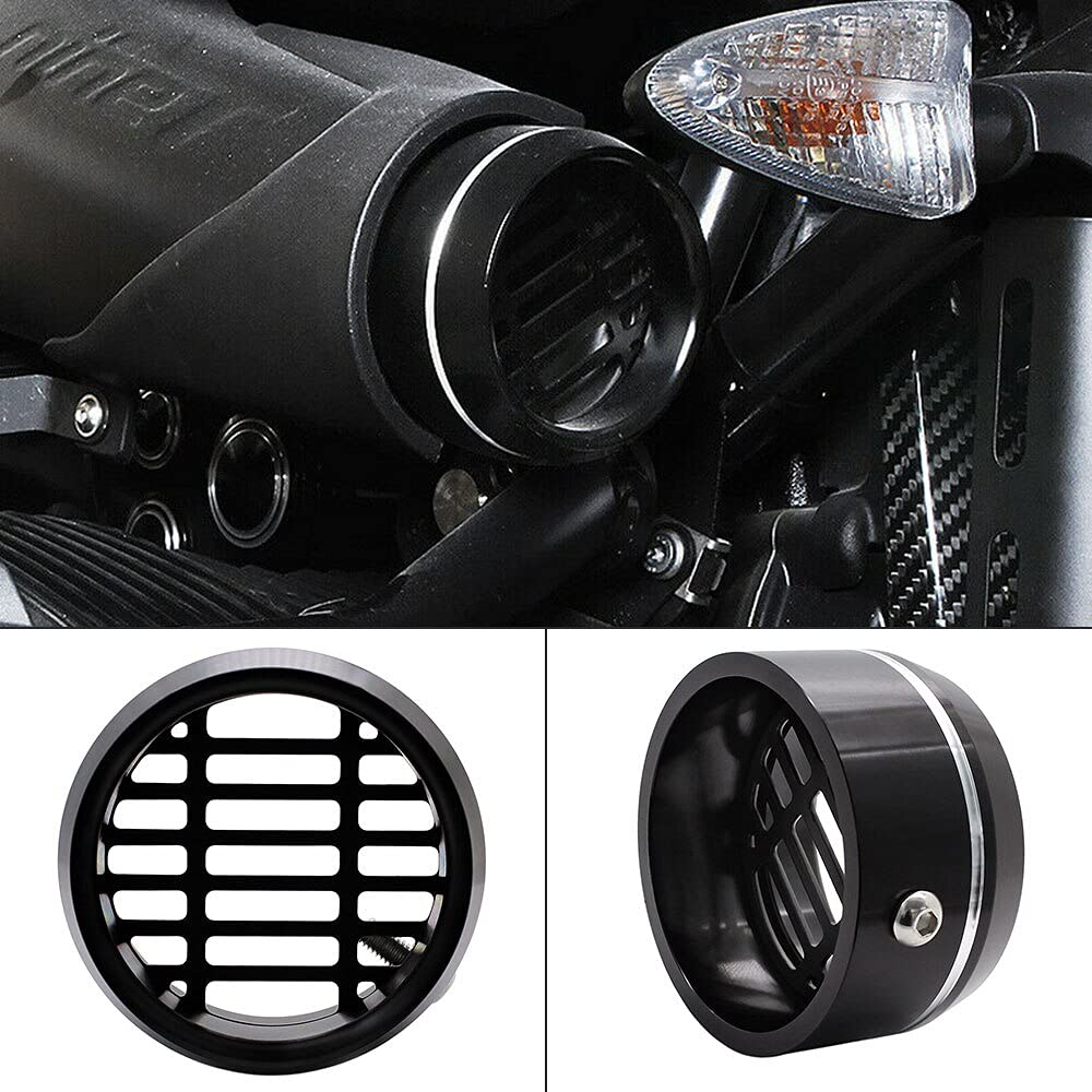 Replacement Part for Motorcycle High Flow Filter Cov New item Intake Ranking TOP6 Mesh