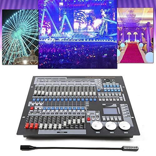 Controlador DMX profesional de 1024 canales, control de la luz para DJ,...