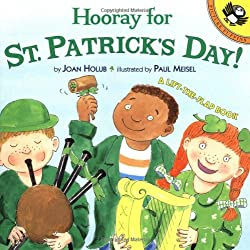 Book Hooray for St. Patrick's Day