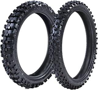 Protrax Front 80/100-21 & Rear 110/90-19 Inch Tire Combo Sand To Soft Terrain