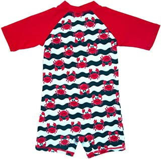 Baby Boys Toddler One-Piece UPF 50+ Sun Protection...