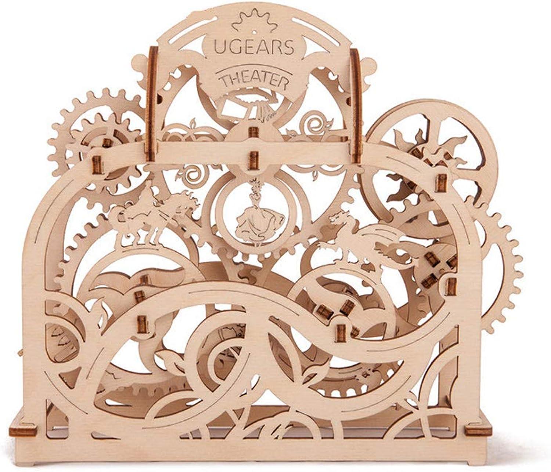 calidad fantástica Handmade story 3D Rompecabezas de Madera Kit de,Modelo de,Modelo de,Modelo MecáNico Kit De ConstruccióN De Madera 3D Mechanical Model Construction Kit,Proyectos Diverdeidos para Adultos Y Niños  hasta un 60% de descuento