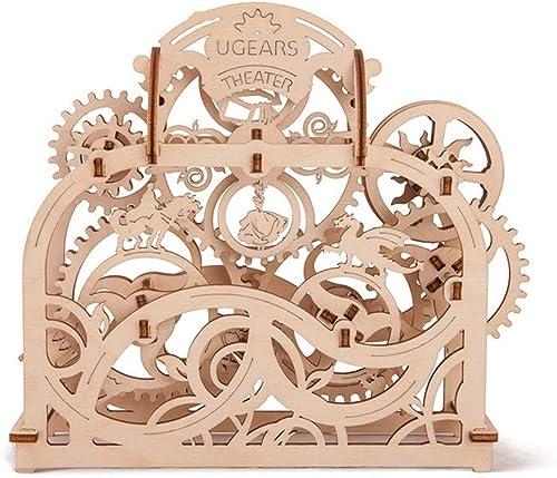 mejor marca Handmade story 3D Rompecabezas de Madera Kit de,Modelo de,Modelo de,Modelo MecáNico Kit De ConstruccióN De Madera 3D Mechanical Model Construction Kit,Proyectos Diverdeidos para Adultos Y Niños  costo real