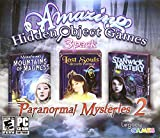 Paranormal Mysteries 2 - 3 pack Hidden object games PC-CD-ROM