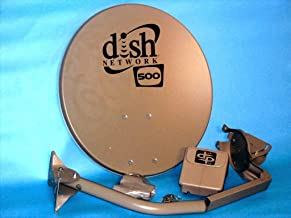 DISH Network Satellite 500 w/ DPP Twin Pro Plus LNB