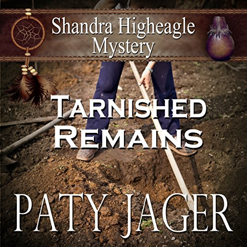 Tarnished Remains audiobook cover art