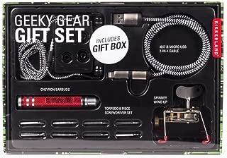 Kikkerland KIT005 Geeky Gear Gift Set