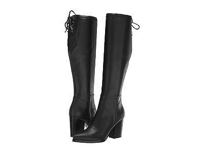 Marc Fisher LTD Ablina 2 (Black Leather) Women