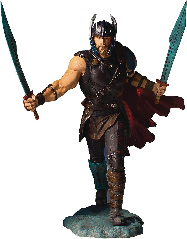 Con 100% de calidad y servicio de% 100. Gentle Giant Marvel Thor  Ragnarok Ragnarok Ragnarok Collector's Gallery Thor 1 8 Scale Estatua  más vendido