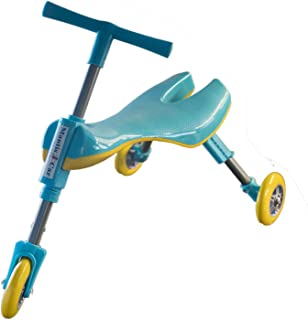 featured product Mr Bigz Foldable Indoor/Outdoor Toddlers Glide Tricycle - No Assembly Required (Blue)