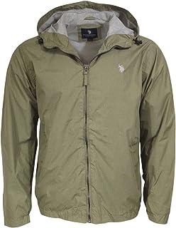 U.S. Polo Assn. giacca a vento da uomo