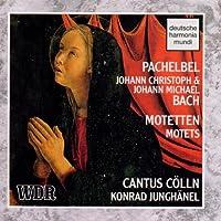 Pachelbel/Bach: Motets