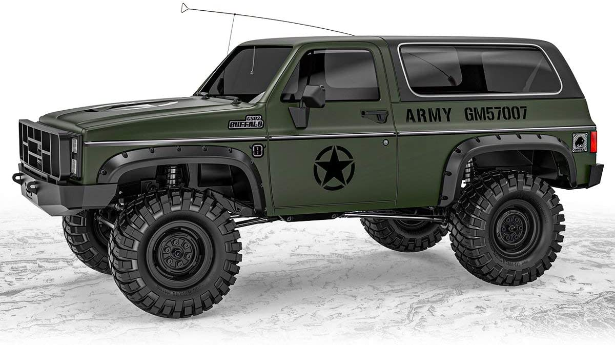 Gmade 1 10 Military GS02F 高級 売却 GMA57007