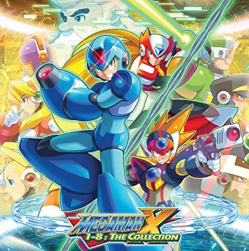 Mega Man X 1-8: The Collection