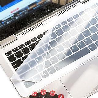 2枚 Sukix フィルム 、 Dell XPS 13 9350 (タッチパネル機能非搭載モデル) 13.3インチ 向けの キーボード カバー キーボードカバー プロテクター 保護フィルム (非 ガラスフィルム 強化ガラス ガラス ケース )