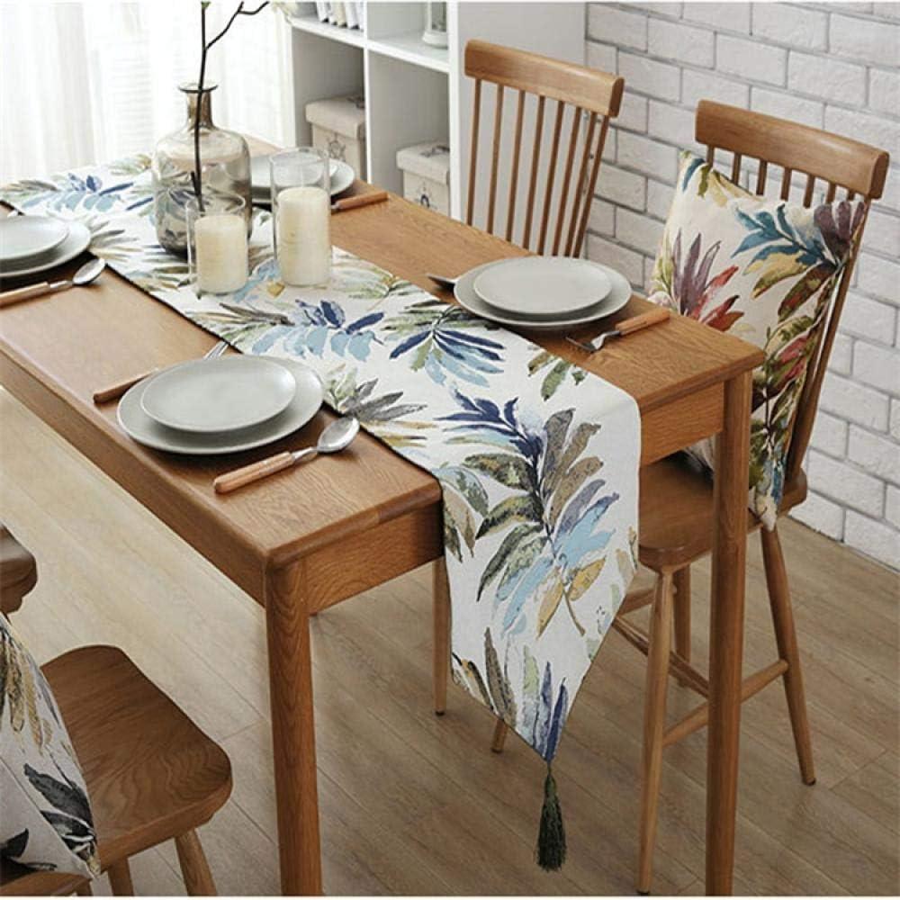 Max 75% OFF JHJUH 32cm 160 180 200 220cm Modern Table Pattern Brand Cheap Sale Venue Runner Tree