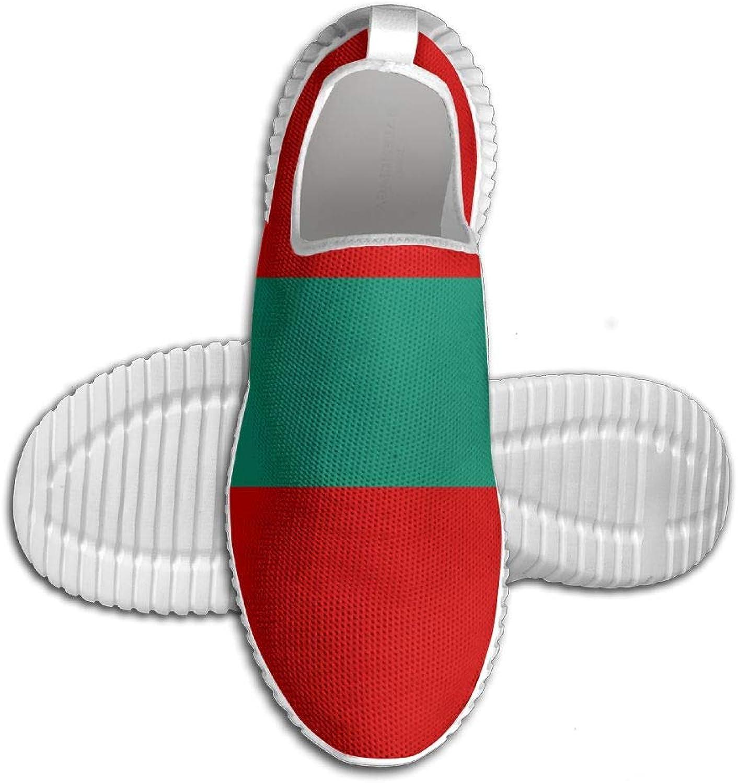 Flagg Flagg Flagg of Transnistrien sommar Printed ljusljus Andable springaning skor skor skor Mans Sports gående skor  ny notering