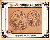Springfield Leather Company CarveRite Tooling Patterns (Praying Hands, Floral)