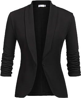 M/&S/&W Women Long Sleeve Blazer with Pants Casual Elegant Business Suit Sets