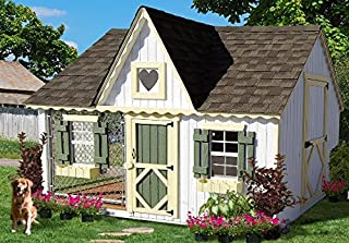 Best little cottage company victorian cottage kennel dog house Reviews