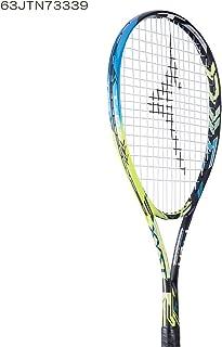 ジスト T-01+サービスガット張り上げ ミズノ/MIZUNO 63JTN73339 ソリッドブラック×スプラッシュ+DK003 軟式テニスラケット ソフトテニスラケット 前衛向け 2017年7月発売