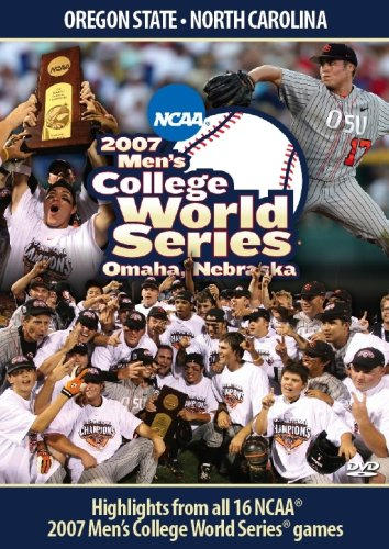 2007 College World Series-Oregon State TM0362