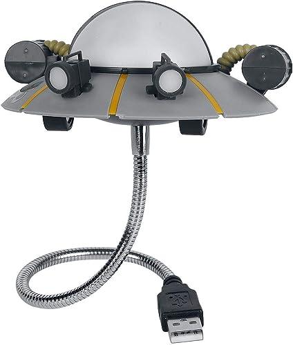 Cool gadgets - Ricks Space Ship handy desk light
