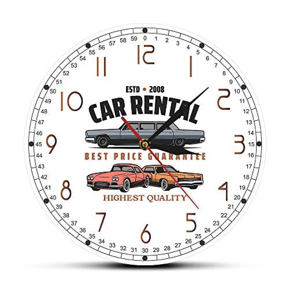 Mercedes-Benz Vinyl Record Wall Art Clock Car Room Decor For Office Unique Gift