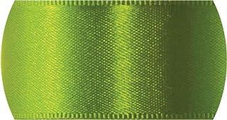 Fitas Progresso CF001-677 Fita de Cetim, 07 mm, 10 m, Verde Folha