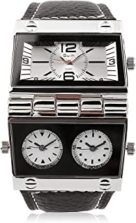 iWatch Herren Armbanduhr Japanisches Quarz Analog mehrere Ze