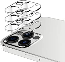 EGV 3 Pack Camera Lens Protector Compatible with iPhone...