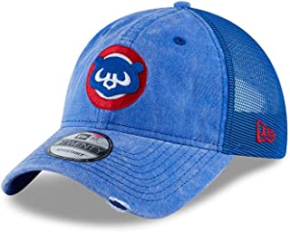 9683ff7da New Era Chicago Cubs 1984 Tonal Washed 2 9TWENTY Adjustable Hat/Cap