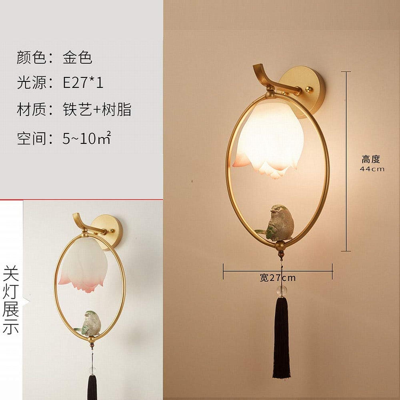 MackeJacke Spirale Retro Minimalistische Atmosphre Schlafzimmer Lampe Multi-Style Wandleuchte 27  44Cm Stil 1