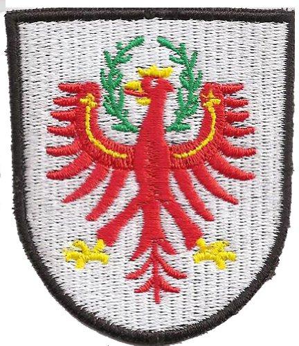 Sammler - österr. Landeswappen Tirol - Aufnäher - Patch -Bundesland -Südtirol