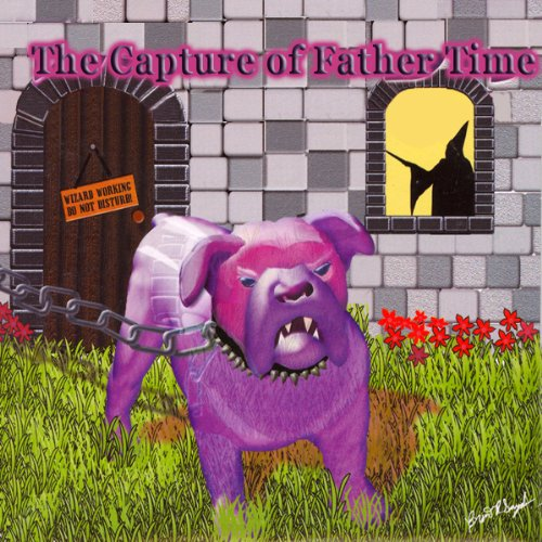 The Capture of Father Time audiobook cover art