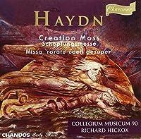Haydn: Creation Mass Schopfungsmesse, Missa rorate coeli desuper by Stephen Varcoe (1996-11-08)