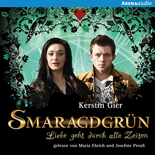 Smaragdgrün audiobook cover art