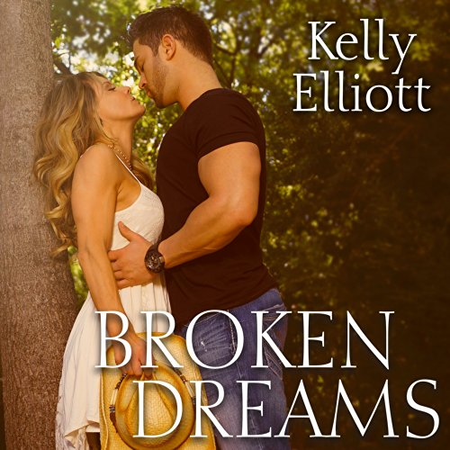 Broken Dreams audiobook cover art