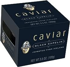 Best capelin caviar price Reviews