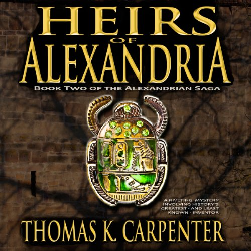 Heirs of Alexandria cover art