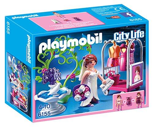 PLAYMOBIL - Juego Sesión de Fotos de Novia 61550
