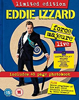 Eddie Izzard - Force Majeure - Limited Edition