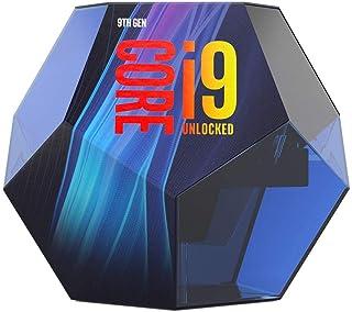 معالج انتل كور i9-9900k LGA 1151 8 كور الجيل التاسع